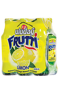 ULUDAG  FRUTTI LIMON 6x200 ML