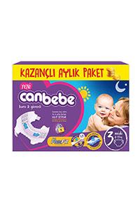 CANBEBE FIRSAT PAKET MIDI 68 LI