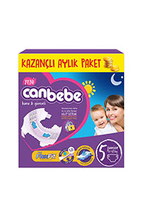CANBEBE FIRSAT PAKET JUNIOR 44 LU