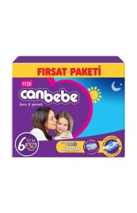CANBEBE FIRSAT PAKET EXTRA LARGE 36 LI