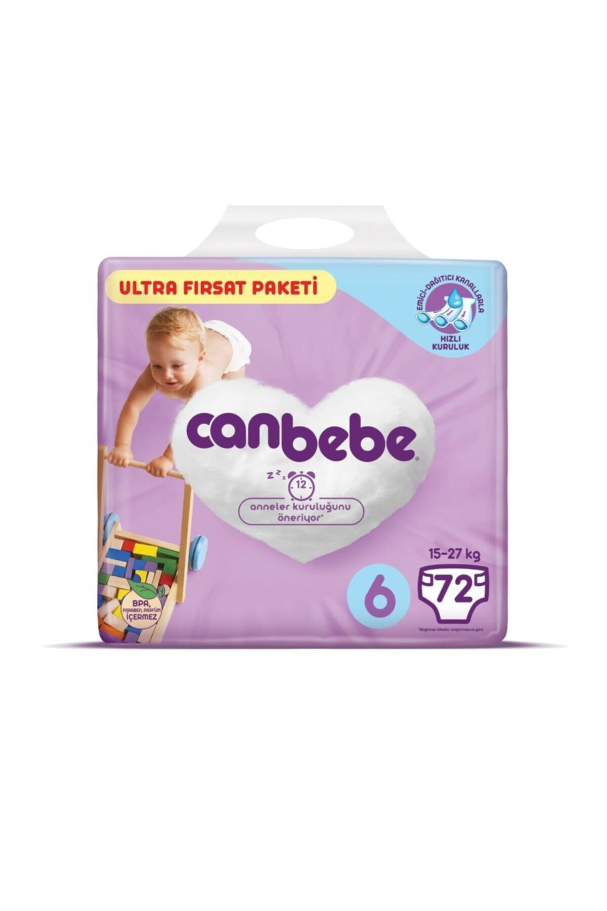 CANBEBE ULTRA FIRSAT EXTRA LARGE 72