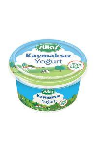 SUTAS KAYMAKSIZ YOGURT 500 GR (E)