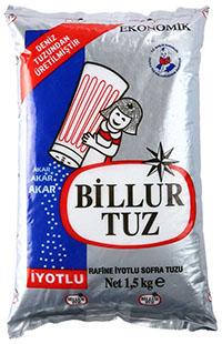 BILLUR TUZ IYOT 1500 GRX15