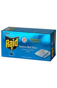 RAID ELEKTROMAT AX 20TABLET/12