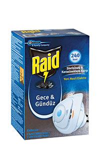 RAID GECE&GUNDUZ SISTEM2,2G/12