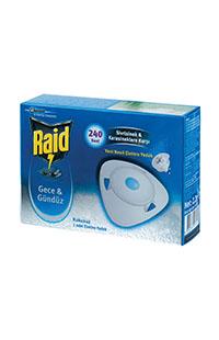 RAID GECE&GUNDUZ YED 2,2 G/12
