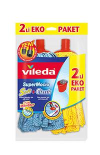 VILEDA SUPER 2LI PASPAS EKO PAKET 12LI