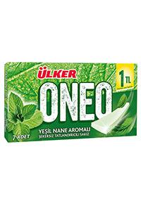 ULKER ONEO SLIMS YESIL NANE 14 GR