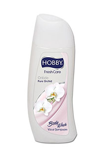 HOBBY VUCUT SAMPUANI 500 ML ORKIDE