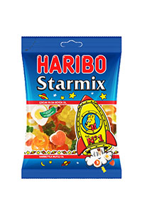HARIBO STAR MIX 80 GR