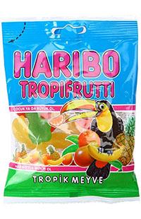 HARIBO TROPIFRUTTI 80 GR