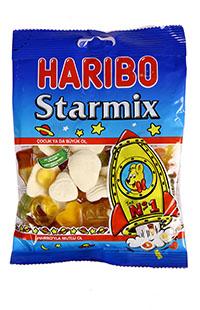HARIBO STAR MIX 160 GR