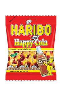 HARIBO HAPPY COLA 160 GR