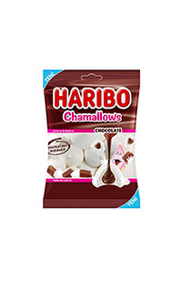 HARIBO CHAMALLOWS CHOCOLATE 62 GR