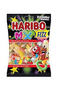 HARIBO FIZZ MIX 70 GR