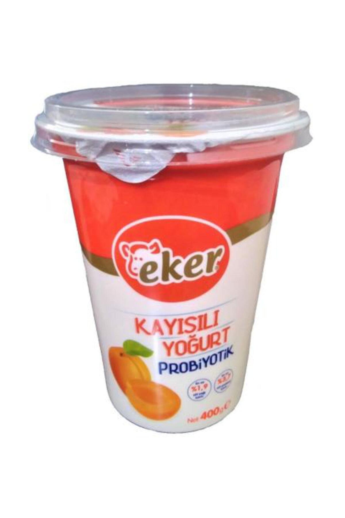 EKER PROBIYOTIK KAYISILI YOGURT 400 GR