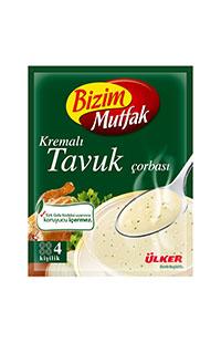 BM CORBA KREMALI TAVUK 62 GR