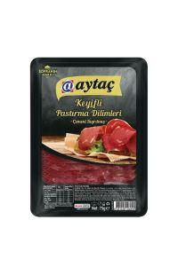 AYTAC KEYIFLI PASTIRMA DILIMLERI 75 GR