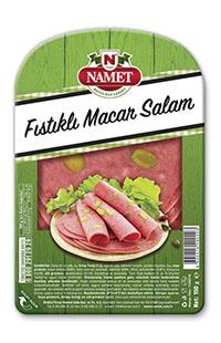 NAMET MACAR SALAM FISTIKLI 150 GR
