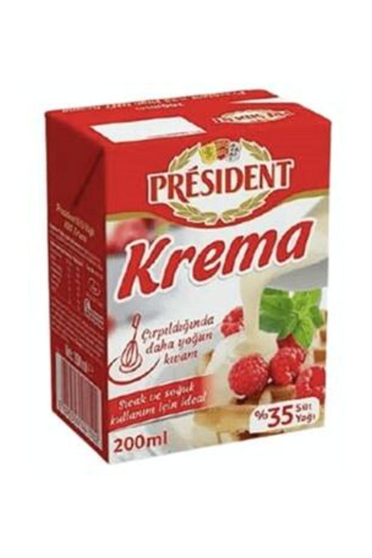 PRESIDENT KREMA 200 GR