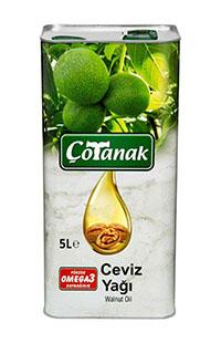 COTANAK CEVIZ YAGI TNK 5 LT
