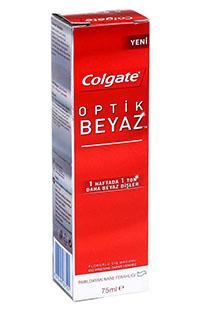 COLGATE D.MACUNU OPTIK PARILDAYAN BEYAZ 75 ML