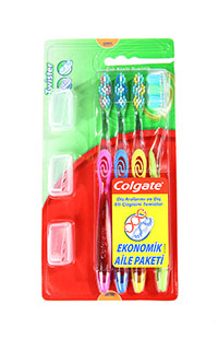 COLGATE DF TWISTER 2+1