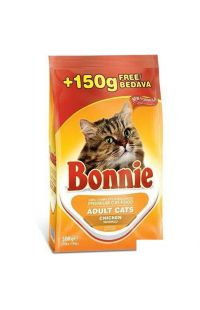 BONNIE KITTEN KEDI MAMASI CHICKEN 500 GR