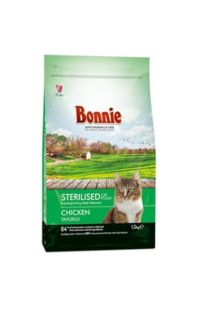 BONNIE KITTEN KEDI MAMASI CHICKEN 1.5 KG