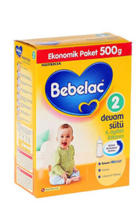 BEBELAC 2 500 GR