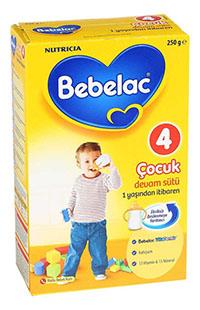 BEBELAC COCUK 4 250 GR