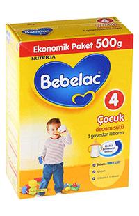 BEBELAC COCUK 4 500 GR