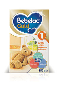 BEBELAC GOLD 1 350 GR