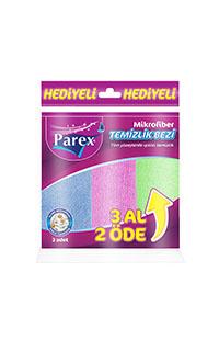 PAREX MICROFIBER TEM BEZI 3 AL 2 ODE