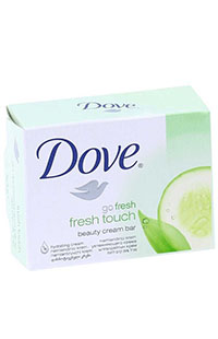 DOVE FRESH TOUCH SABN 100 GR