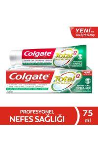 COLGATE D.M. TOTAL PRO 75 ML NEFES SAGLIGI
