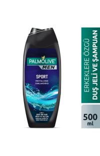 PALMOLIVE DUS JELI MEN 500 ML SPORT