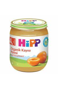 HIPP ORGANIK KAYISI PURESI 125 GR