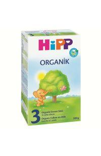 HIPP 3 ORGANIK BEBEK SUTU 300 GR