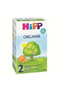 HIPP 2 ORGANIK BEBEK SUTU 300 GR