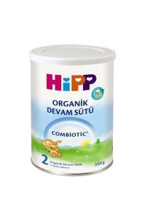 HIPP 2 ORGANIK COMBIOTIC DEVAM SUTU 350 GR