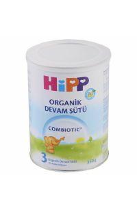 HIPP 3 ORGANIK COMBIOTIC DEVAM SUTU 350 GR