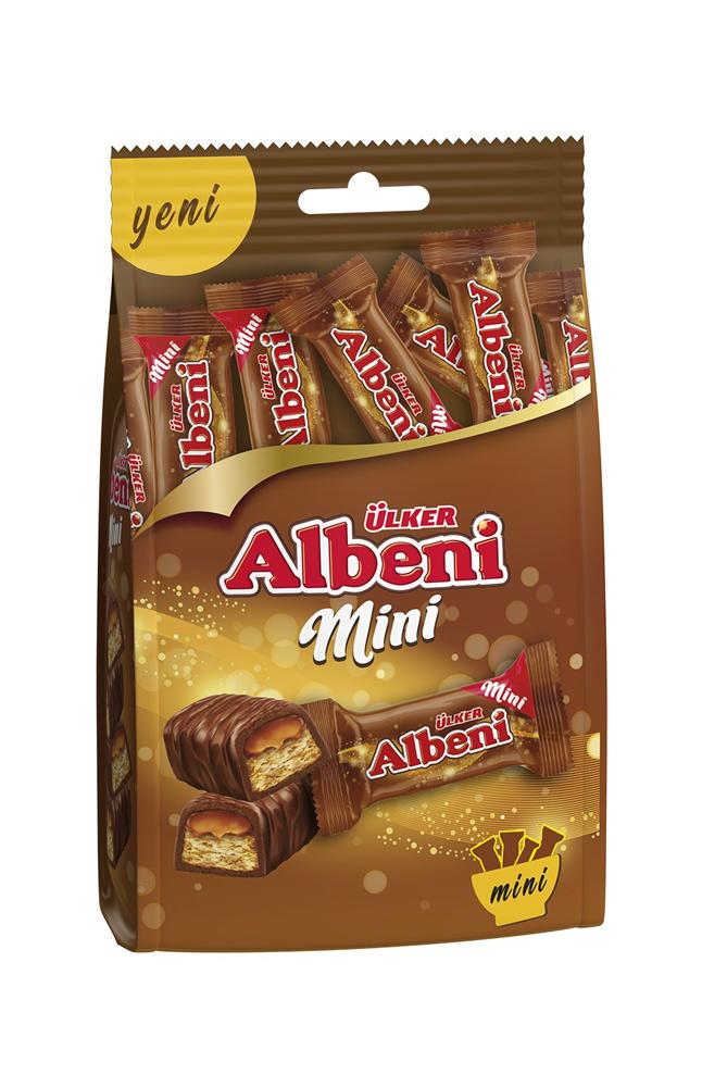 ULKER ALBENI MINI 89 GR