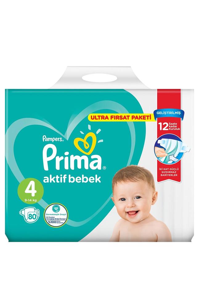 PRIMA ULTRA FIRSAT PAKETI MAXI 80 LI