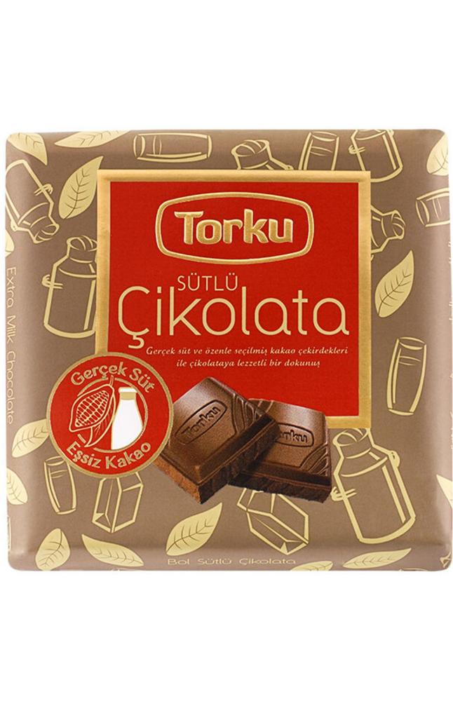 TORKU SUTLU TABLET CIKOLATA 65 GR