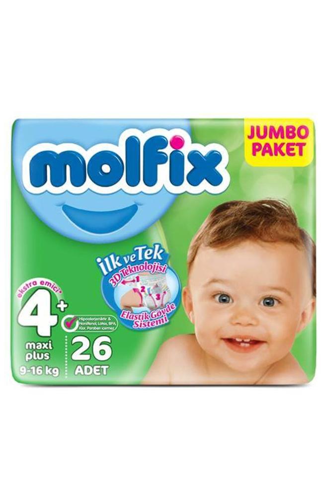 MOLFIX 3D M.PLUS 26X6 JUMBO