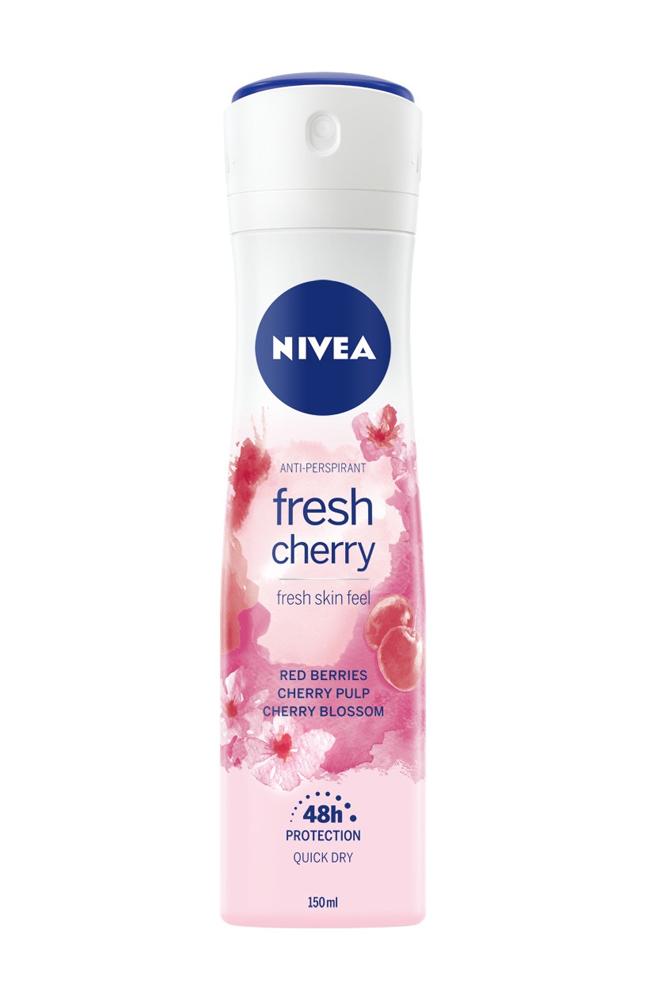 NIVEA FRESH CHERRY 150 ML