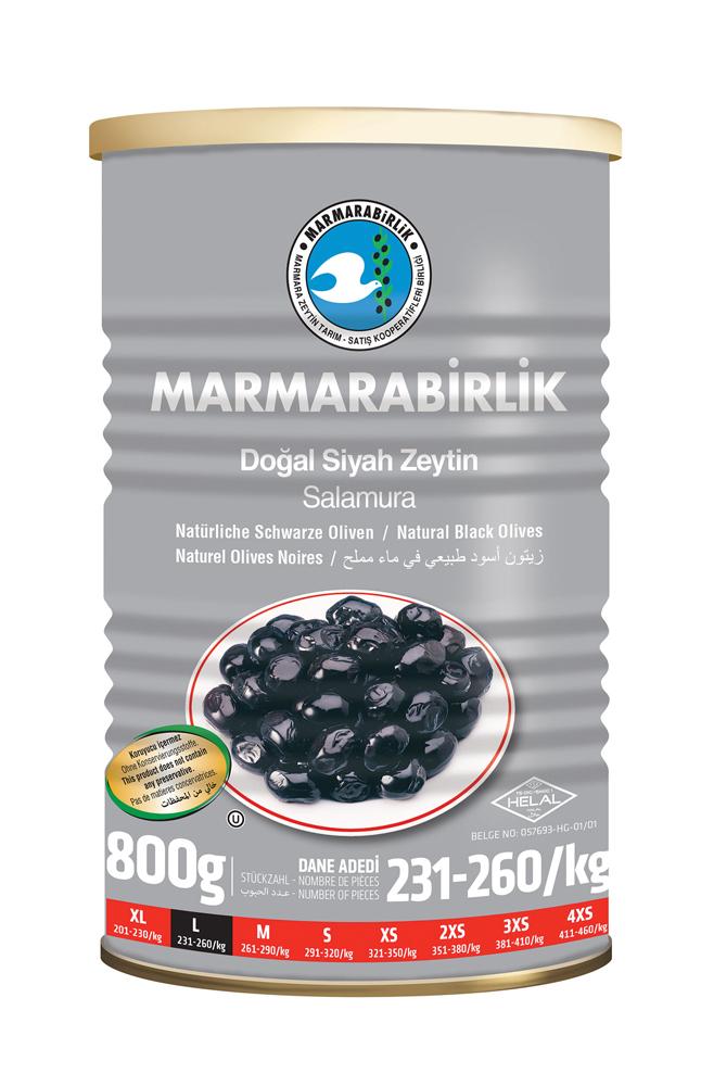 MARM  ZEYTIN HIPER 800 GR