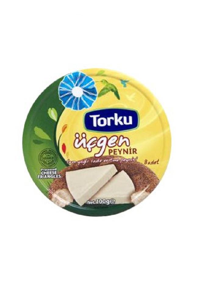 TORKU UCGEN PEYNIR YARIM YAGLI 100 GR