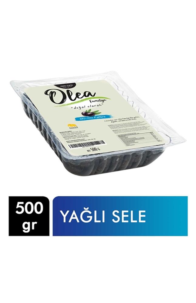 OLEA SIYAH ZEYTIN 500 GR